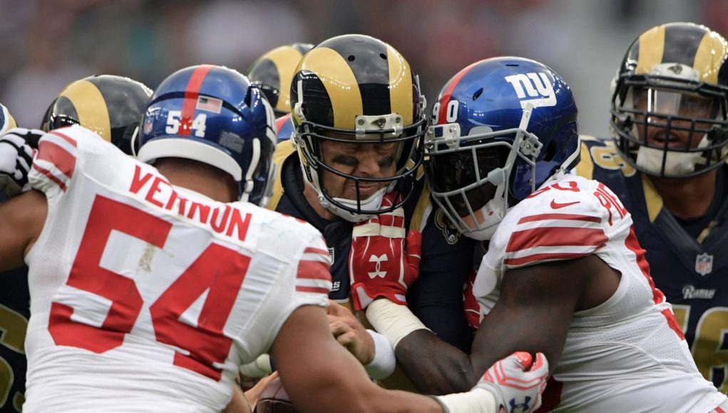 Here's how the New York Giants should approach the D-line: Should Jason Pierre-Paul return 1