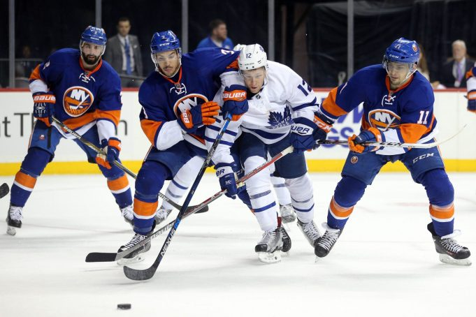 New York Islanders press on after losses, face Leafs in Brooklyn