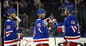 New York Rangers' Kevin Hayes, J.T. Miller, Michael Grabner line reminding us of 2014 1