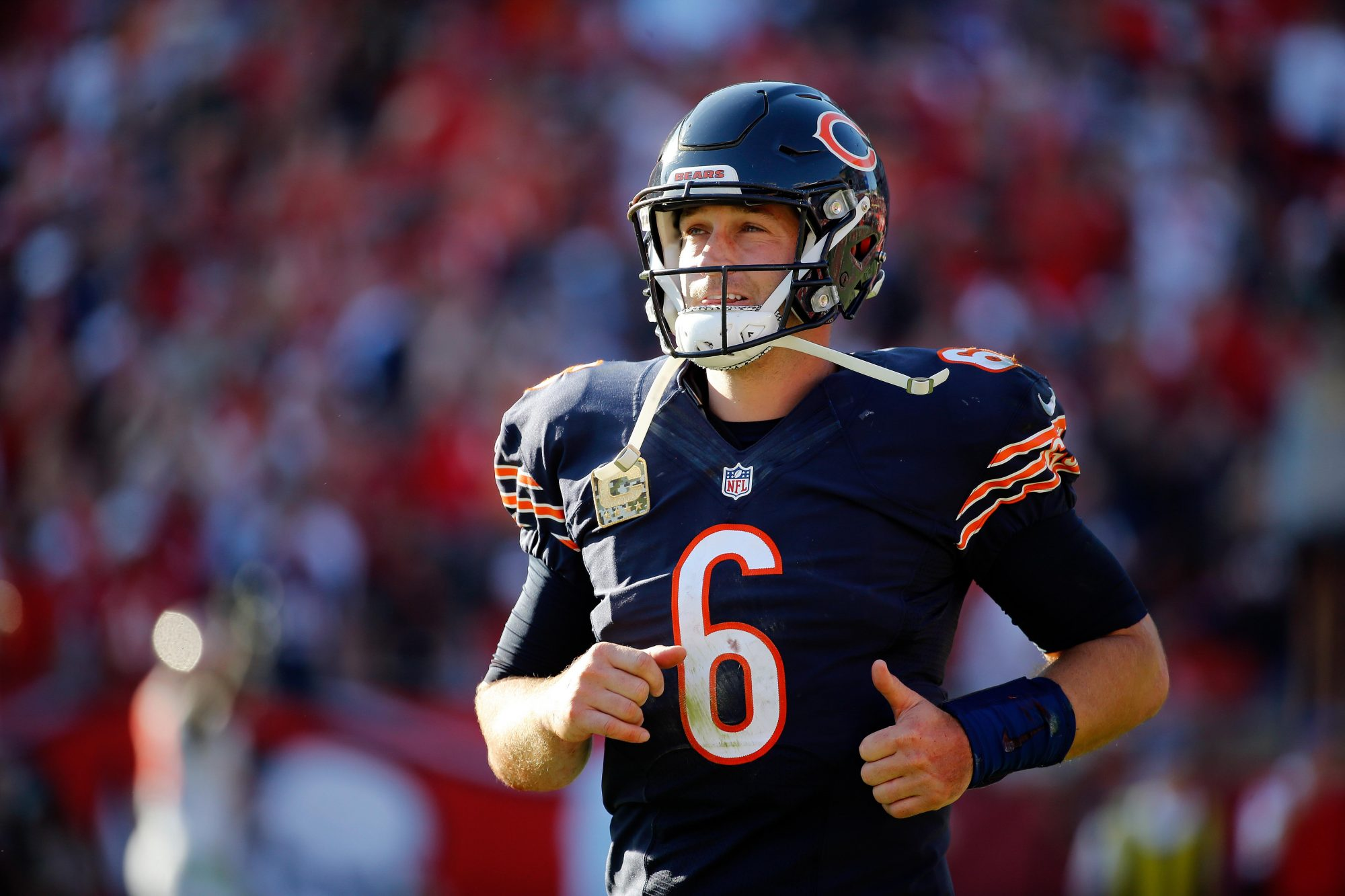 New York Jets not expected to go after Jay Cutler (Report)