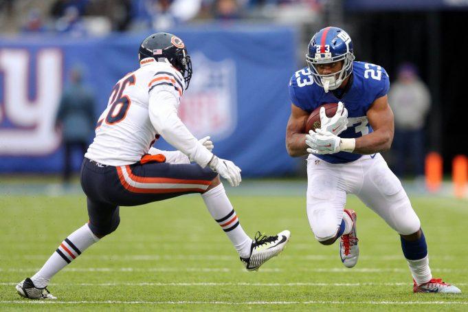 Should the New York Giants cut or keep Rashad Jennings?