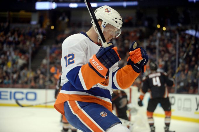 New York Islanders: Josh Bailey starting to find his stride