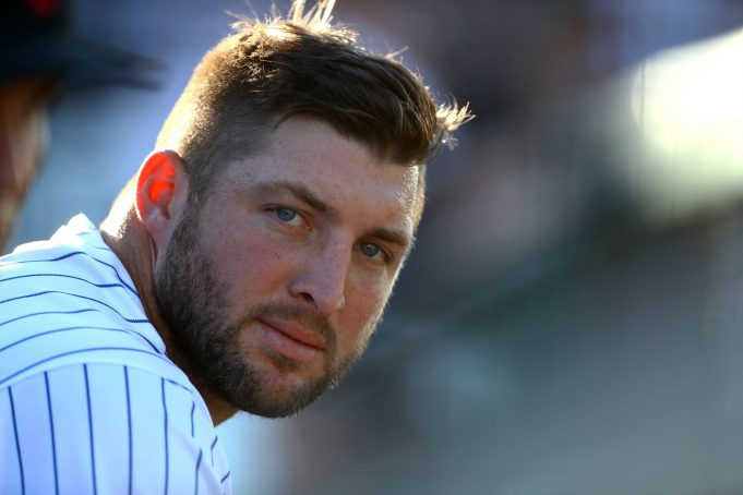 New York Mets: Tim Tebow to report to camp on Monday