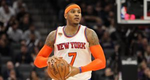 The New York Knicks trading Carmelo Anthony to Boston Celtics works perfectly for both parties 1