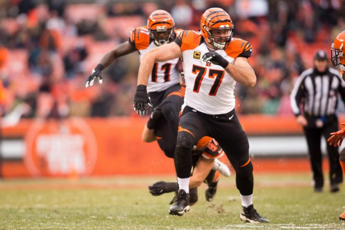 New York Giants free agent target Andrew Whitworth will explore his options