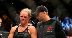 UFC 208: Holly Holm hasn't won a fight since destroying Ronda Rousey