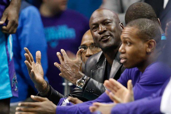 New York Knicks lift Charles Oakley's ban from MSG, Michael Jordan involved