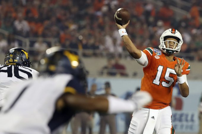 New York Giants: No, drafting a quarterback in the first round wouldn't be a 'huge mistake'