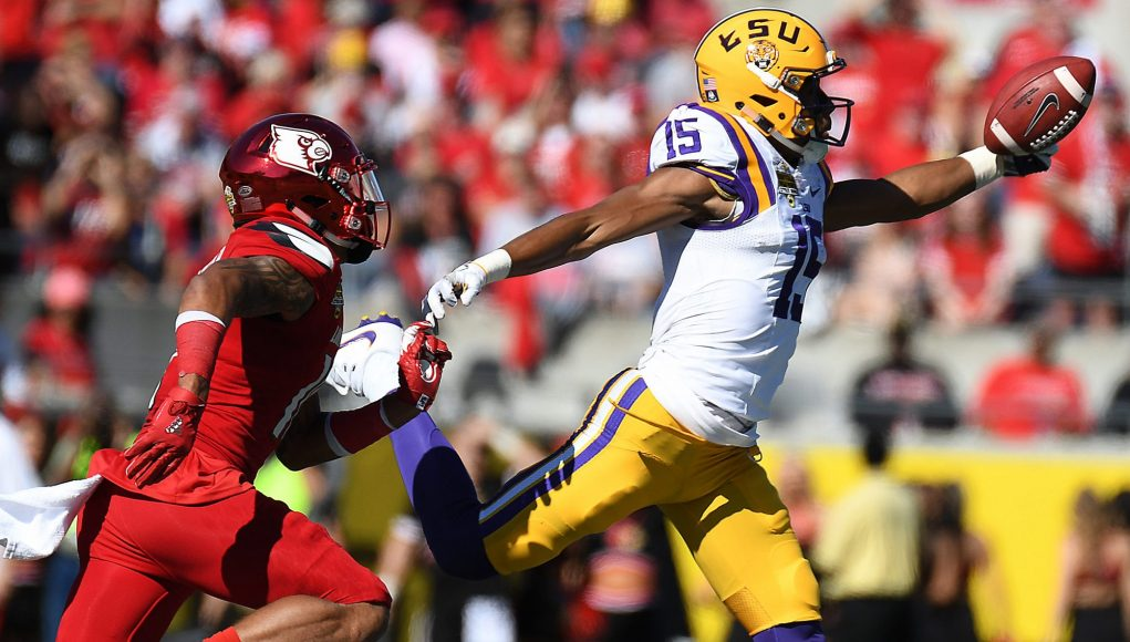 ESNY New York Jets NFL Draft files: Mike Williams and 13 other pass catching options 1