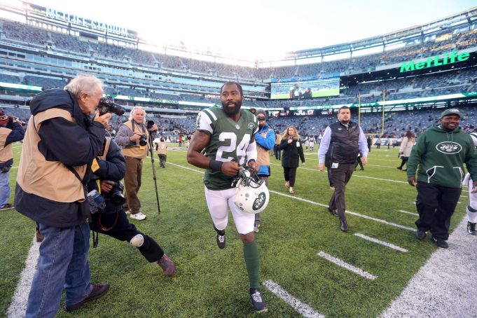 Darrelle Revis provides the New York Jets with escape plan they were looking for
