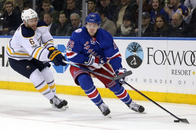2 puzzle pieces the New York Rangers need to target: Brian Boyle included 1