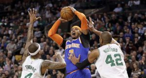 A New York Knicks-Boston Celtics trade with Carmelo Anthony is ideal 2