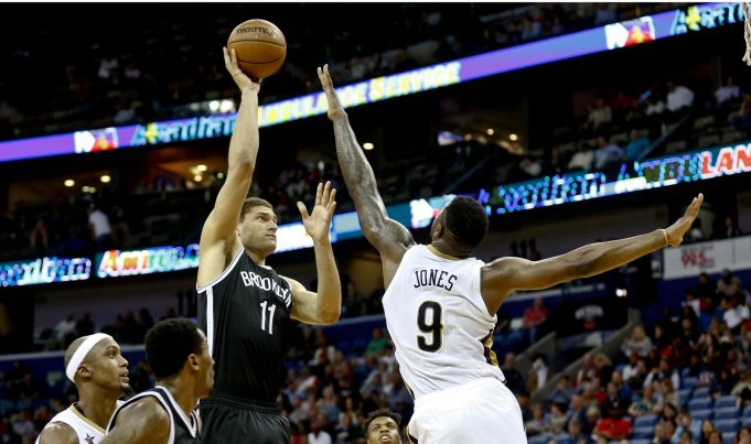 Brooklyn Nets trade rumors: Brook Lopez will not be traded this season