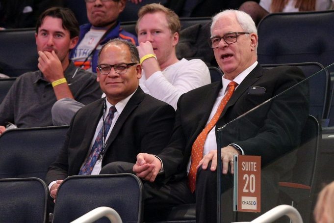 The Mix Take: New York NBA general managers' visions in question