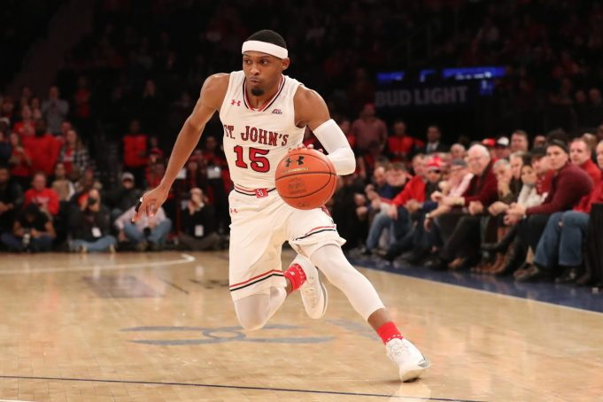 St. John's Red Storm: Marcus LoVett and Bashir Ahmed receive some Big East love