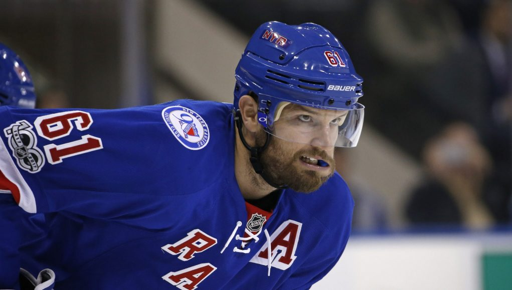 The New York Rangers must approach the deadline with an old blueprint 2