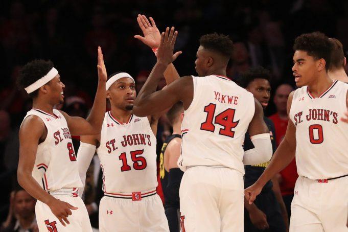 St. John's Red Storm impressive in win over Marquette