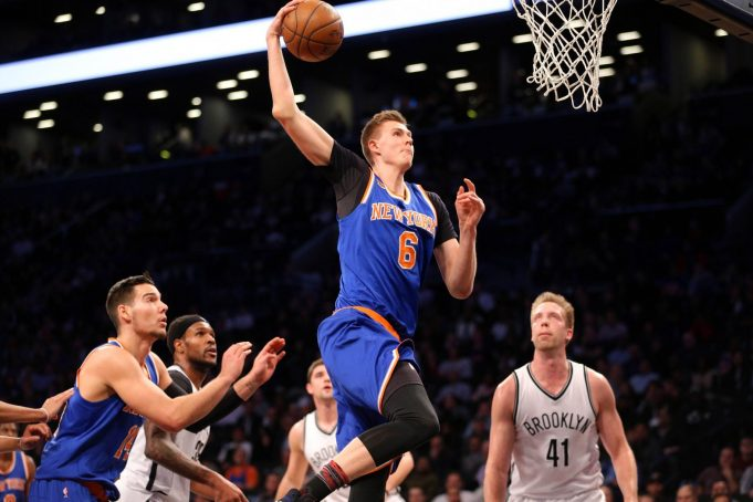 New York Knicks: Kristaps Porzingis to participate in the All-Star Weekend Skills Challenge