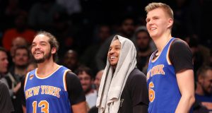 New York Knicks avoid disaster in Brooklyn while Melo sits (Highlights) 2