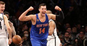 Willy Hernangomez presents an interesting long term dilemma for the New York Knicks 7
