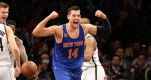 New York Knicks: The time is now for Willy Hernangomez
