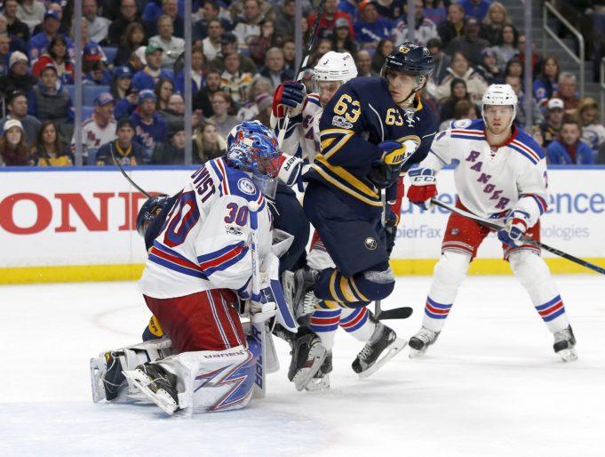 New York Rangers edge Buffalo Sabres in OT behind a stellar Henrik Lundqvist (Highlights)