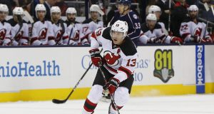 The New Jersey Devils have been conquering on the road
