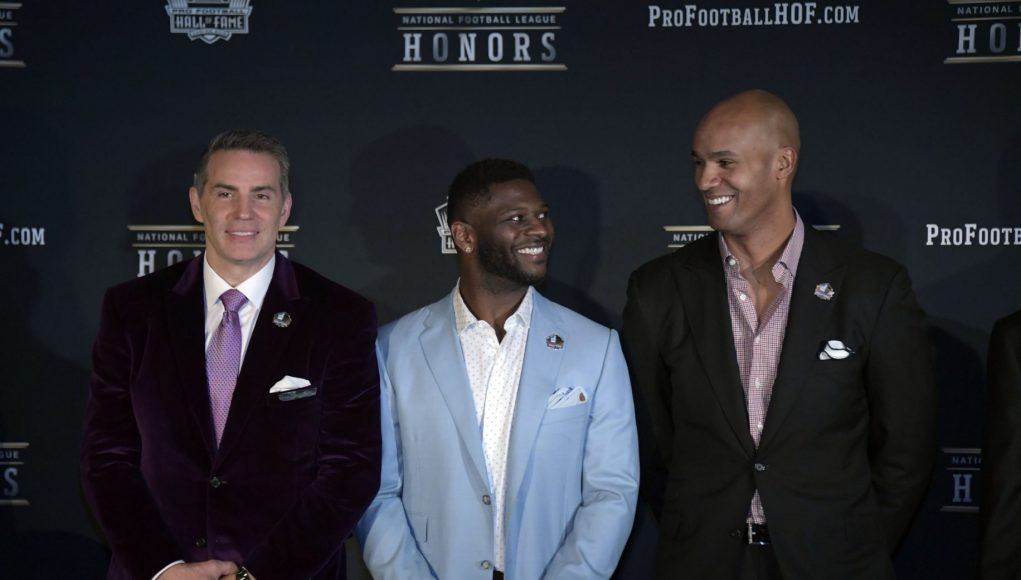 Former New York Jets and one Giants QB headline 2017 Pro Football Hall of Fame class