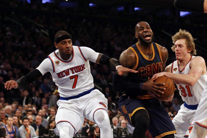 New York Knicks: The reason a Carmelo Anthony Trade will not happen 1