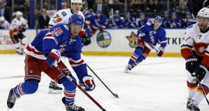 New York Rangers: Who does Michael Grabner think he is?
