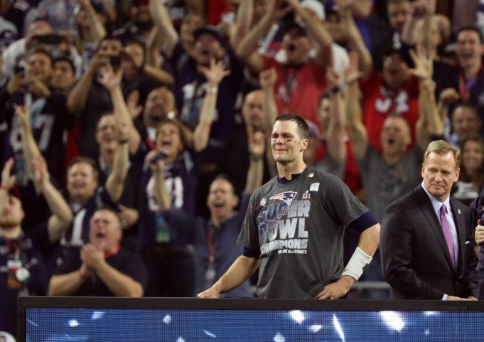New York newspapers troll Tom Brady's Super Bowl LI win