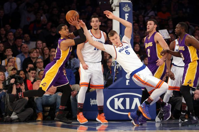 New York Knicks embarrassed off the MSG court by Los Angeles Lakers (Highlights)