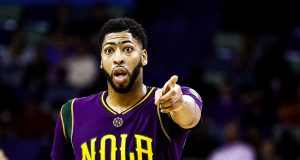 Daily fantasy basketball plays for February 12, 2017: Anthony Davis, Jrue Holiday and more