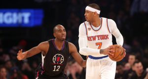 Amid Charles Oakley noise, New York Knicks collapse against Clippers (Highlights)