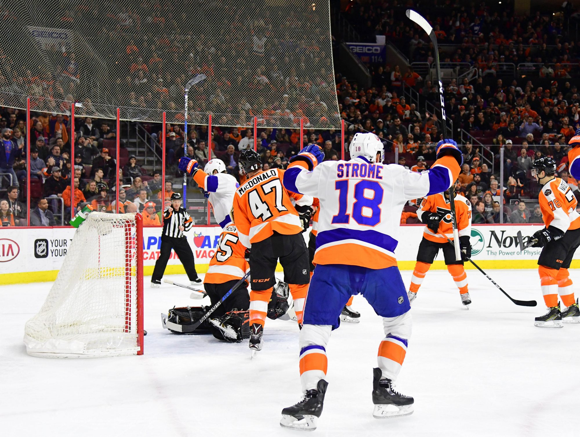 New York Islanders' Ryan Strome is turning the corner