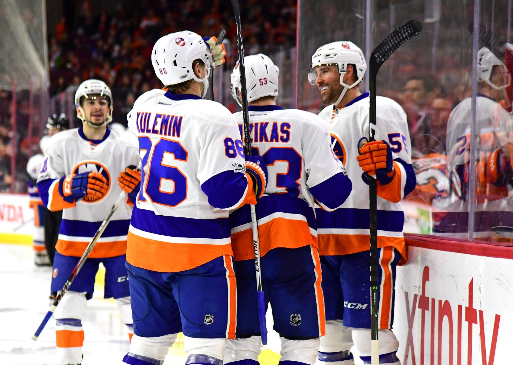 New York Islanders find themselves in Philly, continue to roll (Highlights)