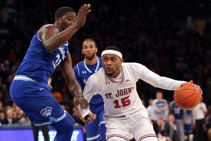 St. John's: Marcus LoVett wins second straight Big East Freshman of the Week