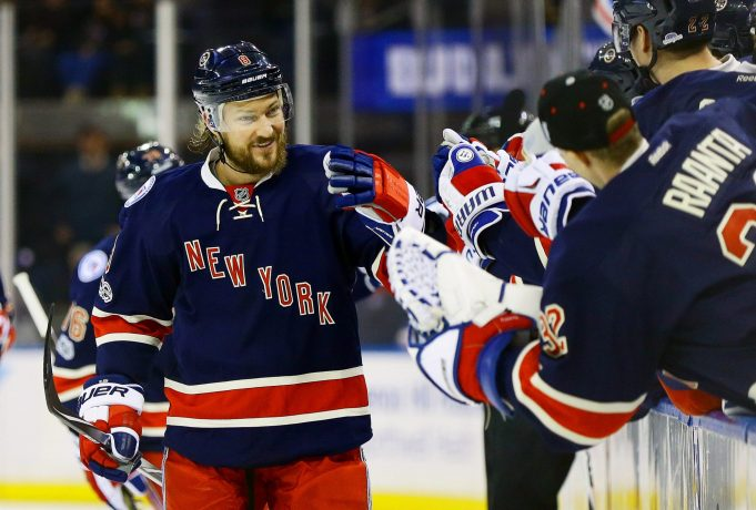New York Rangers 4, Colorado Avalanche 2: Kevin Klein tallies two (Highlights)