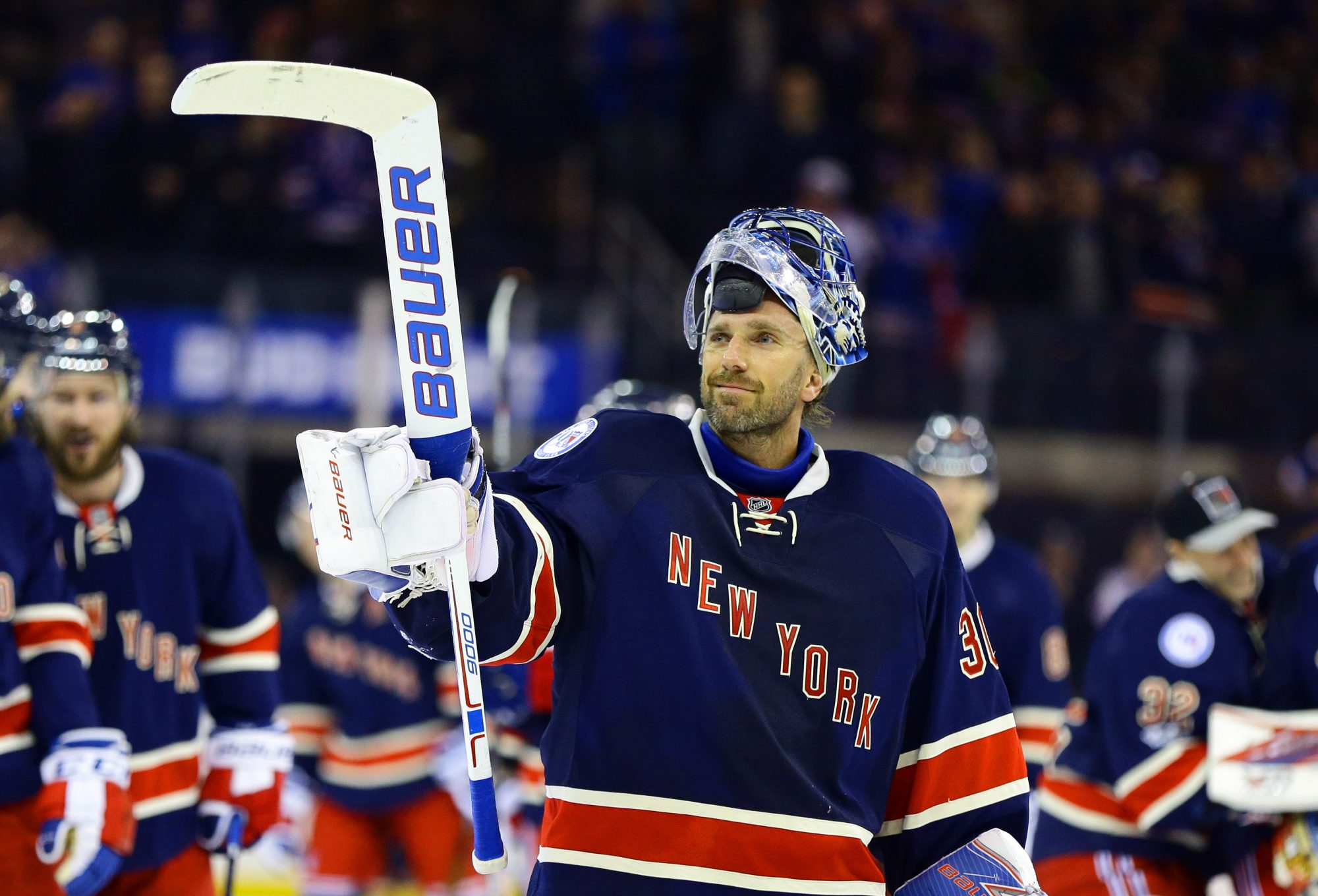 The 10 7 Year Goat Hunt Is There Time For Henrik Lundqvist
