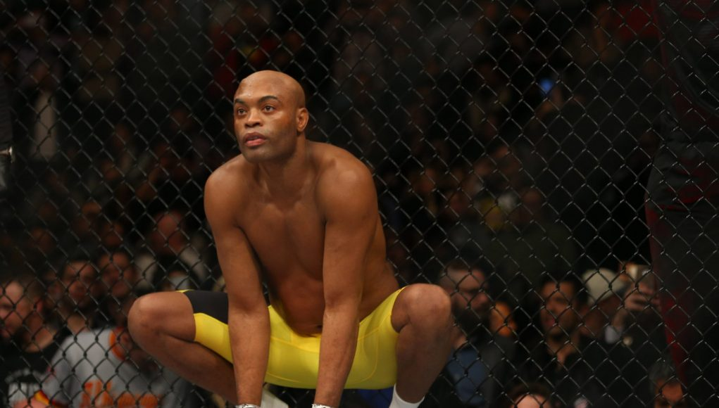 Roy Jones Jr. wants Anderson Silva; fans react, want Roy to have a seat