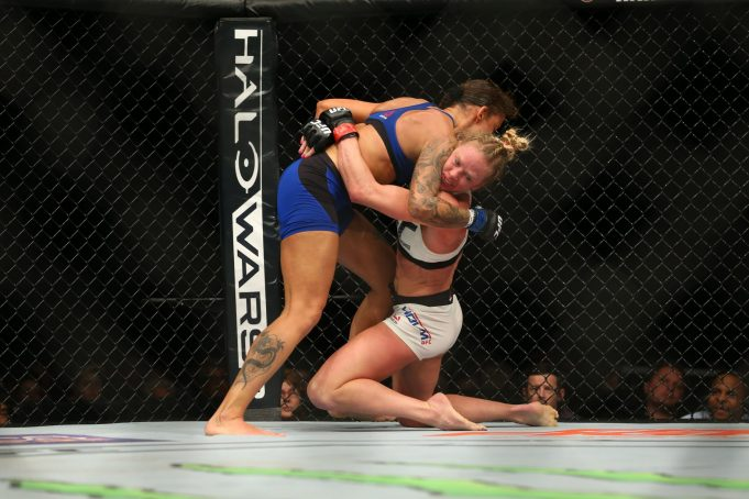 Holly Holm blames 'intentional' cheap shots for UFC 208 loss (Video)