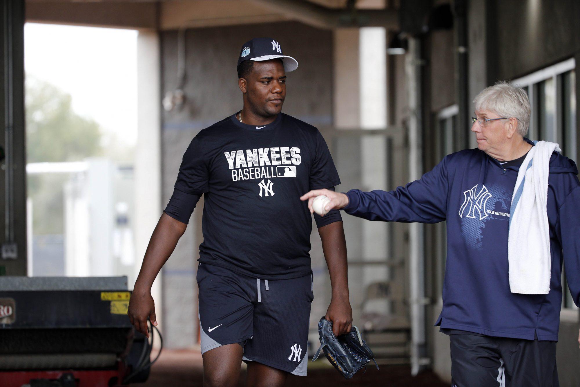 New York Yankees: Michael Pineda enters make-or-break season
