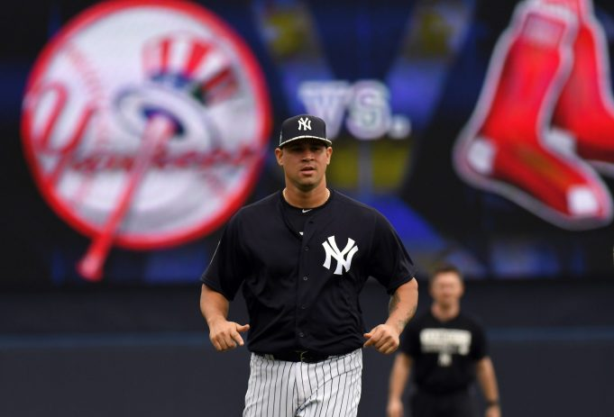 New York Yankees: A-Rod compares Gary Sanchez to two former Red Sox
