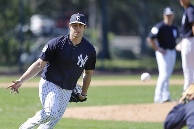 Luis Cessa has the upside to stabalize the New York Yankees rotation 1