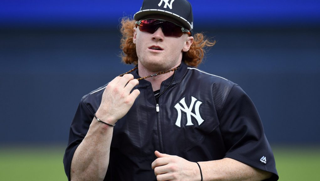Clint Frazier forms unexpected friendship with New York Yankees legend 1