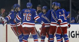 New York Rangers to conclude February with five games in eight nights