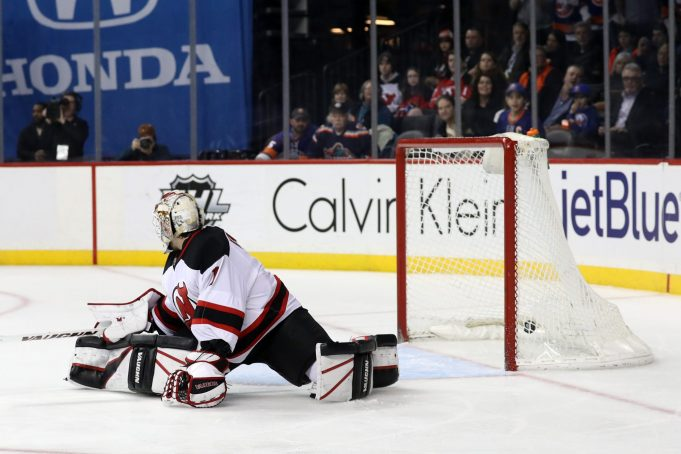 New Jersey Devils: Did Keith Kinkaid have too much time off?