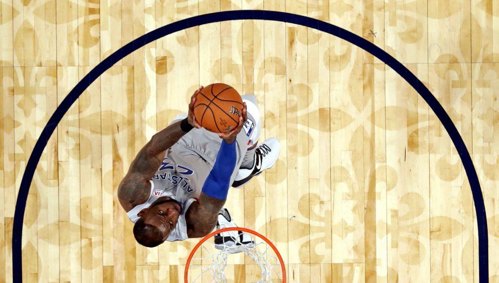 Daily Fantasy Basketball picks for Feb. 23: LeBron James, Kristaps Porzingis lead the way 1