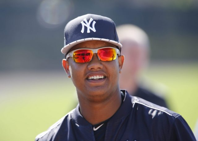 New York Yankees: Starlin Castro has a message for baserunners