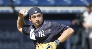 Does Kyle Higashioka actually have a chance to make the New York Yankees roster?